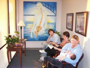 dr mark holliman chiropractic office 1